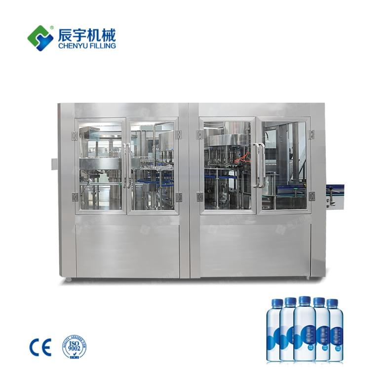 CGF32-32-10 Mineral Water Filling Machine Equipment