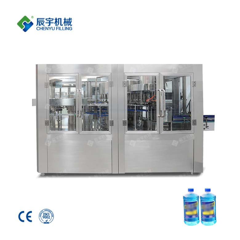 Glass Water Filling Machine