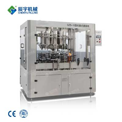 Two in one Glue Filling Machine