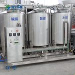 CIP cleaning equipment