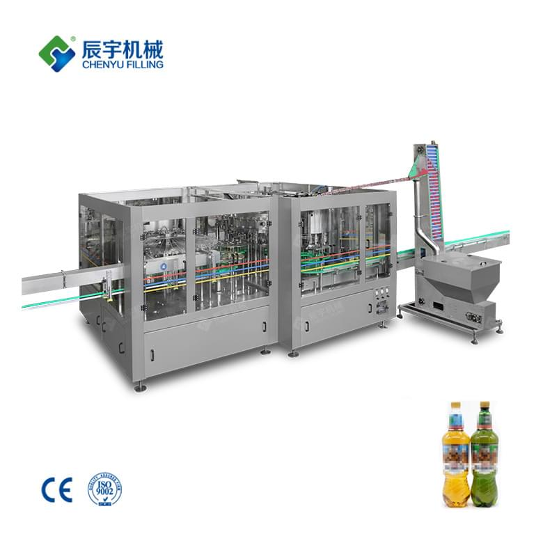 PET Bottle Beer Filling Machine