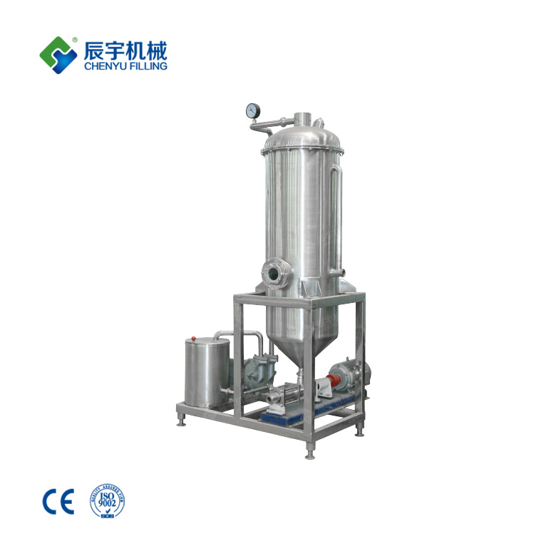 Vacuum Dearating Machine