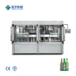 2-In-1 Beer Filling Production Line