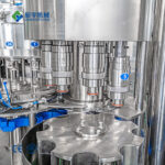 Automatic Soft Drink Filling Equipment