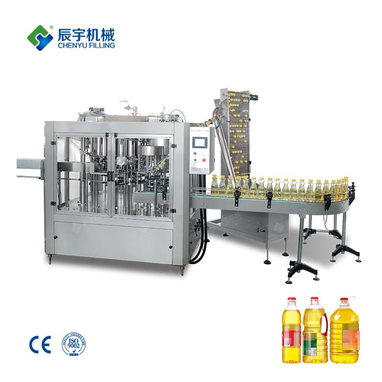 Rotary Type Oil Production Line