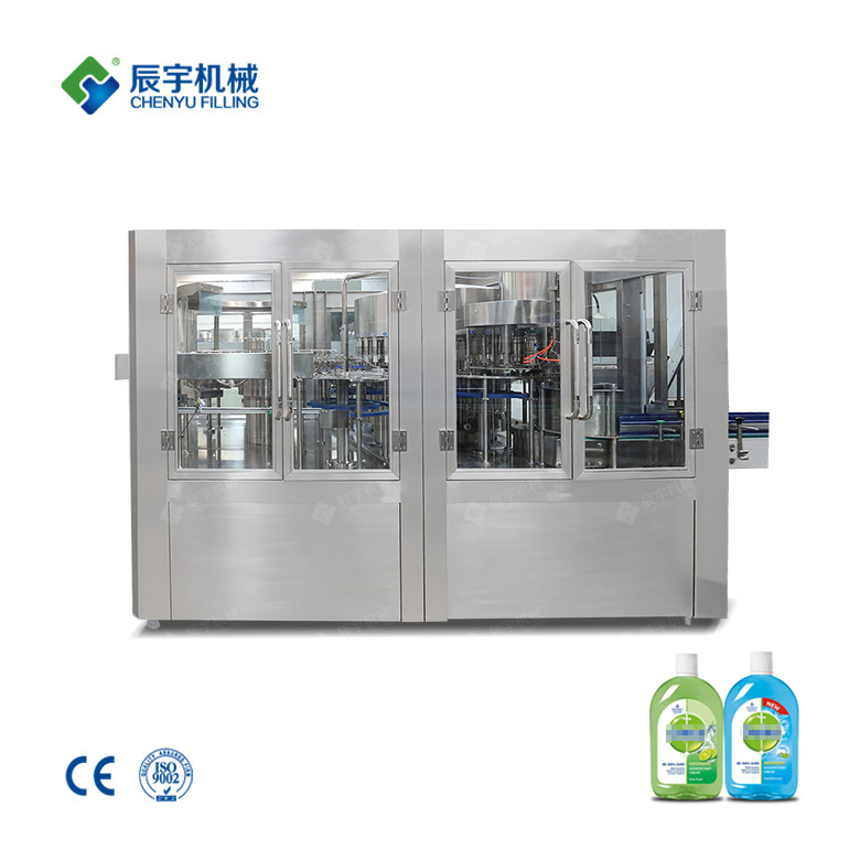 84 Disinfectant Liquid Filling Equipment