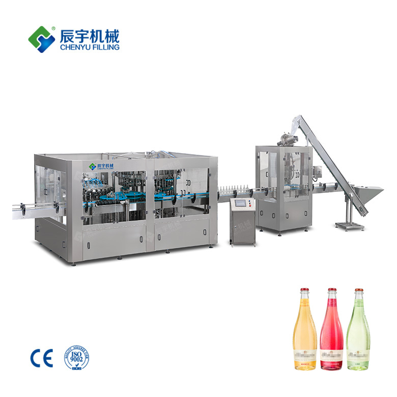Automatic Fruit Wine Filling Machine