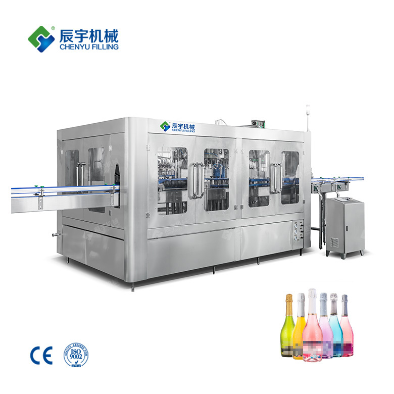 CY32-32 Champagne Filling Machine