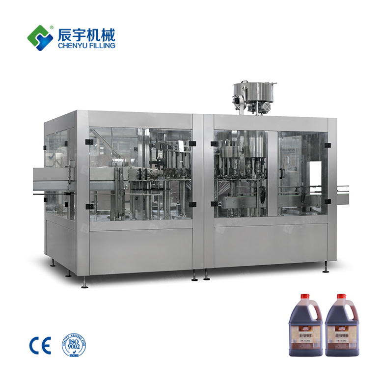 Vinegar Filling Machine