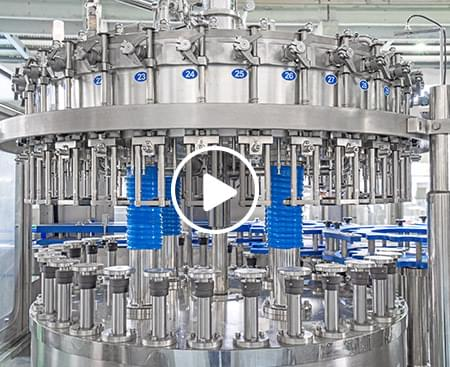 Glass Bottle Wine Production Line Video