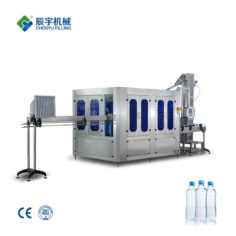 Bottled Pure Water Production Line