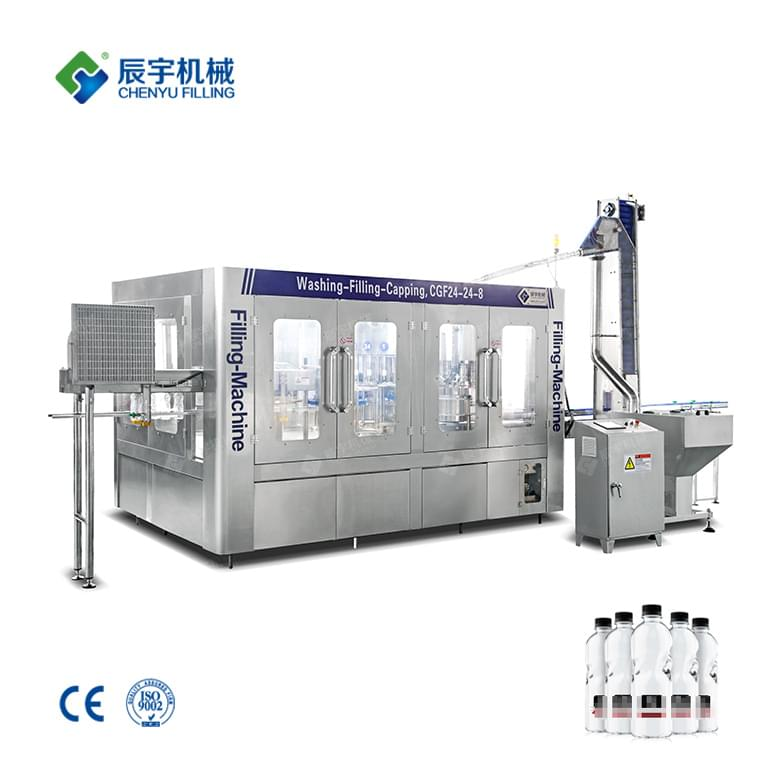 Complete Water Filling Machine
