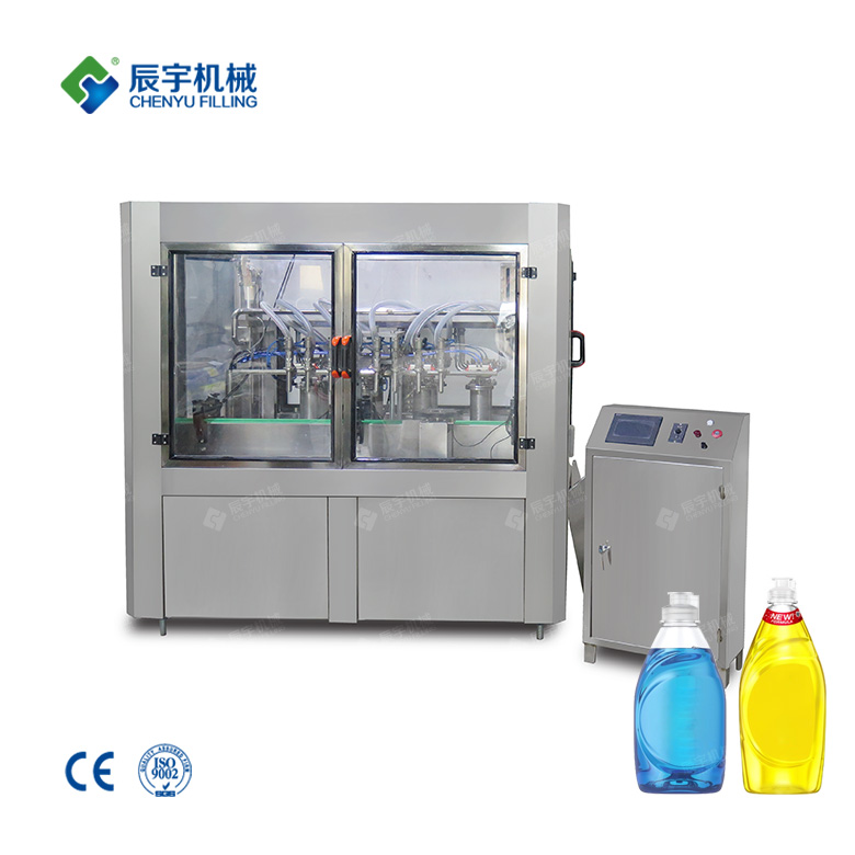 Dishwashing Liquid Filling Machine