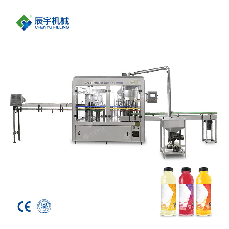 Sports Drink Filling Equipment