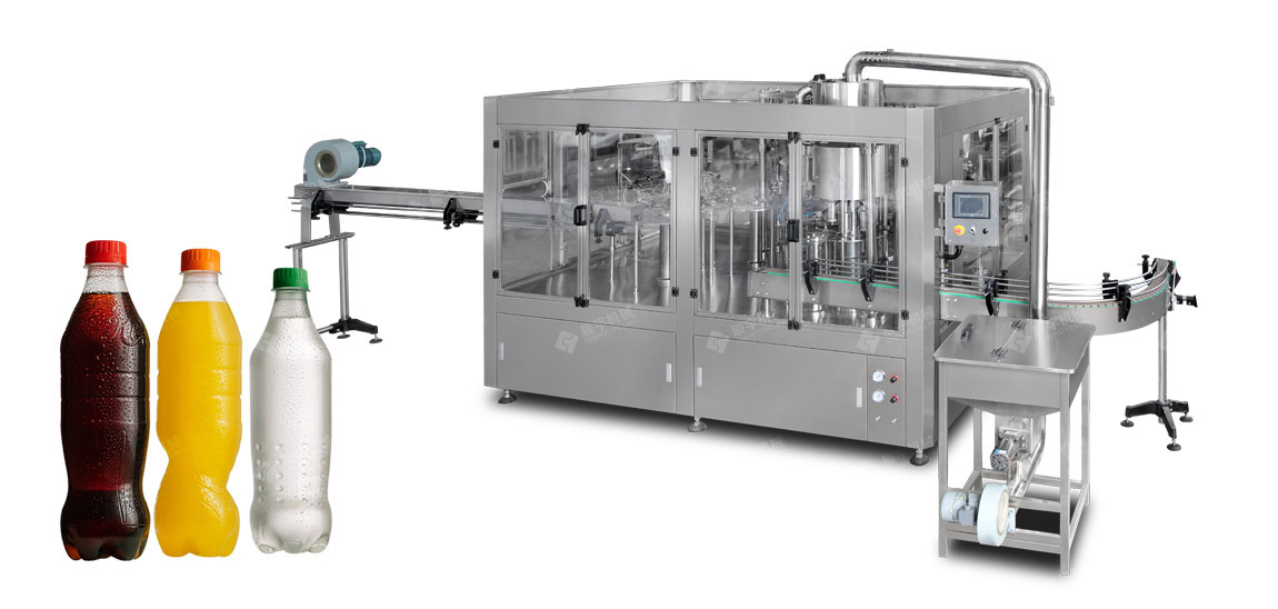CSD Drink Production Line