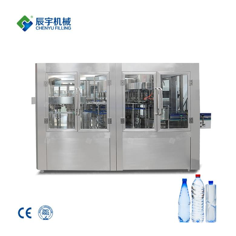 Mineral Water Production Machine